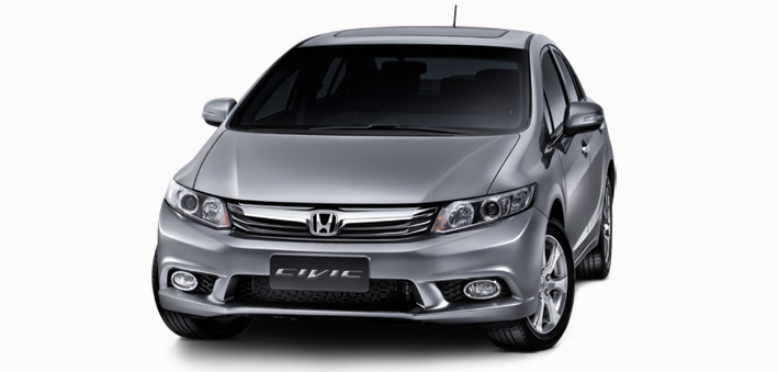 Honda Civic 2014, 1.8 flex one.