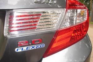 Flex One, nova tecnologia Honda
