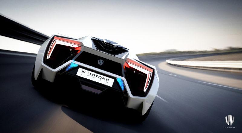 Lykan HyperSport Speed HD