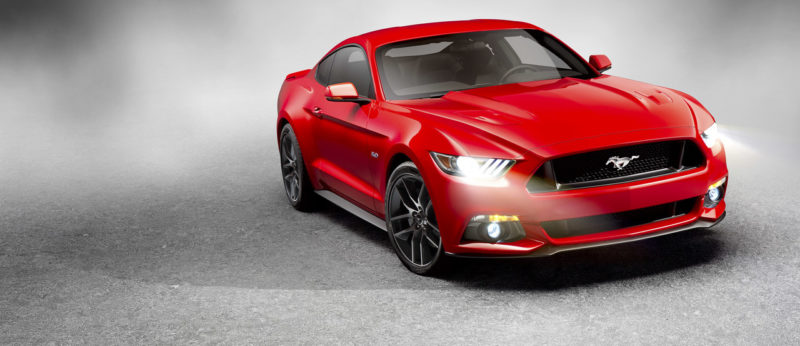 Novo Ford Mustang 2014 Pode não Chegar Até Nós!