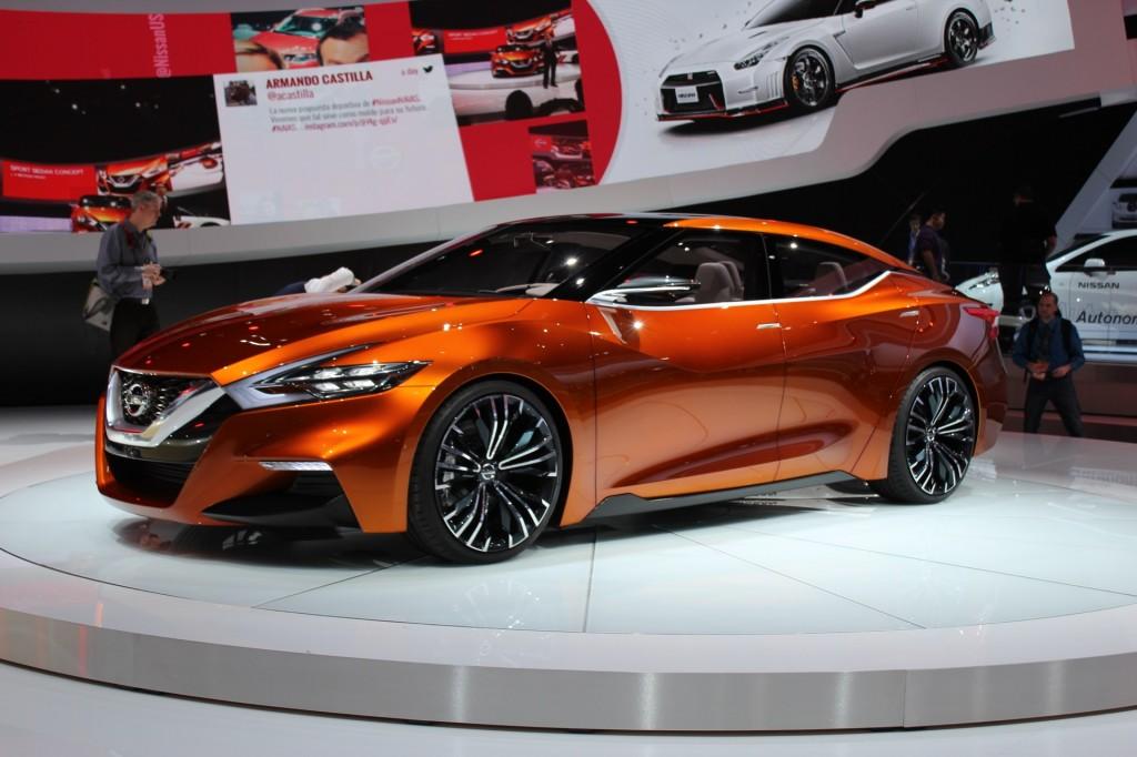 Nissan Sport Sedan Concept Um Conceito Que Vai Revolucionar O