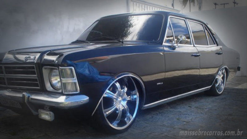 Opala SS Modificado