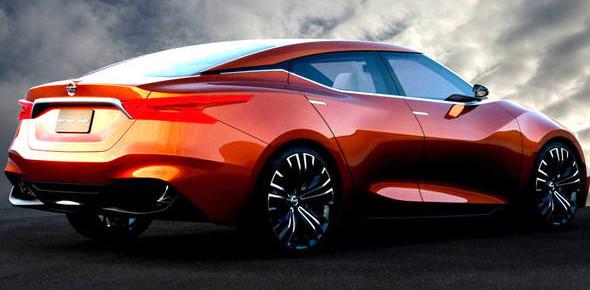 Nissan Sport Sedan Concept, Um Conceito Que Vai Revolucionar o Mundo dos sedans