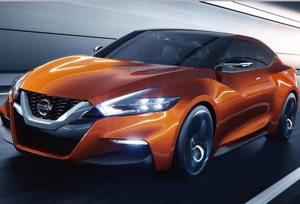 nissan-sports-sedan-concept-laranjado-frente