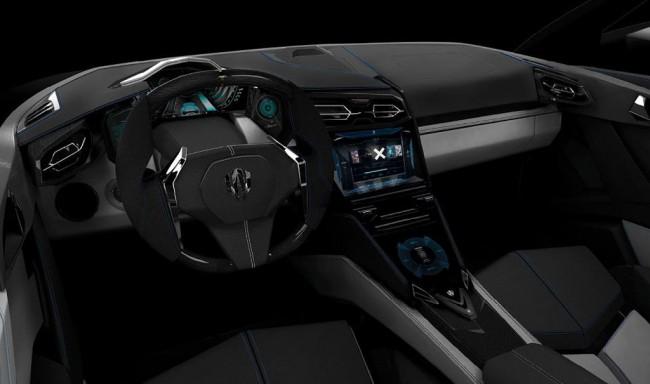 Lykan Hypersport_interior