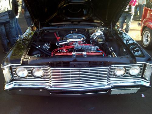 Ford Landau 1979 - motor