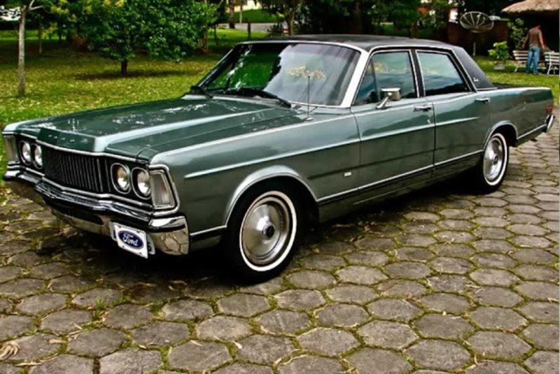 Ford Landau 1982