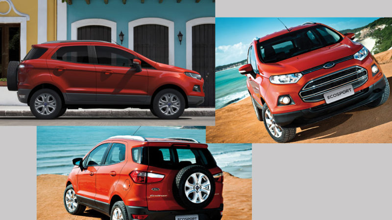 IMAGENS FORD ECOSPORT