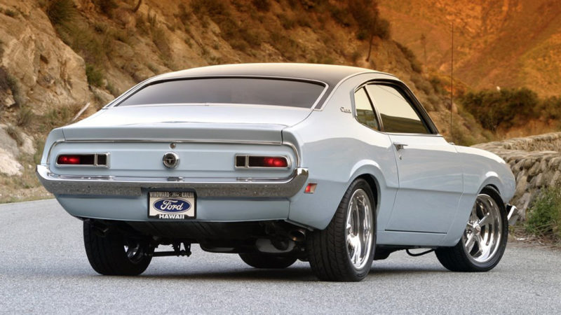 Ford Maverick – Especial carros antigos ford